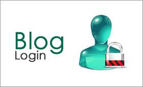 login-blog